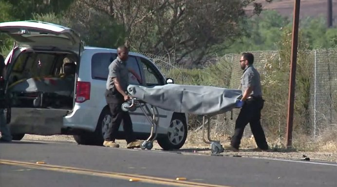 Bicyclist dies in crash with teen driver suspected of DUI